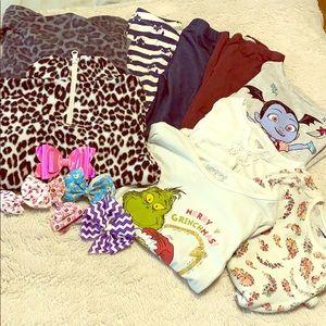 Girls ultimate winter bundle